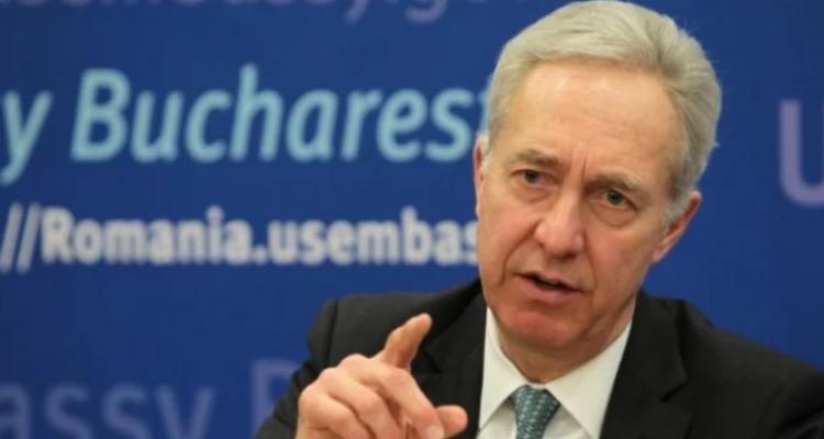Hans Klemm: Rusia folosește fake news ca să distrugă încrederea românilor în UE, NATO și SUA