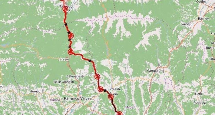 Traseul Final Al Autostrazii Sibiu Pitesti Prin Ce Zone Trece